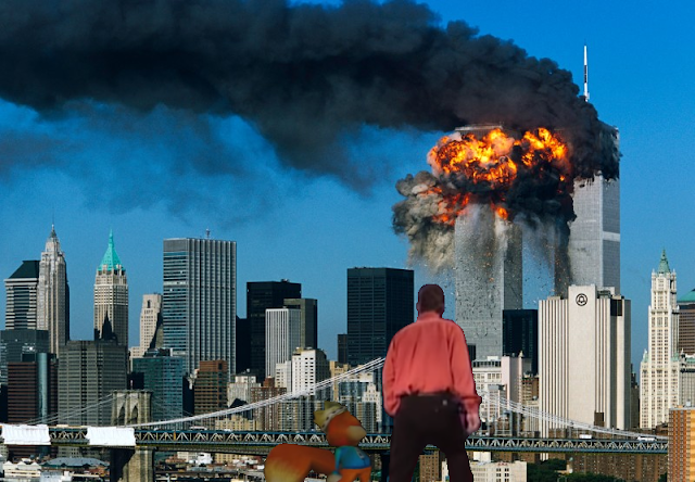 Conker Ryan Stiles 9/11 September 11