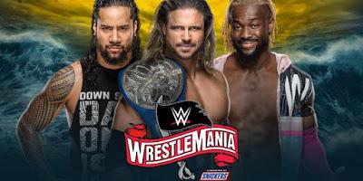 WWE Announces Big Change To WrestleMania 36 Match