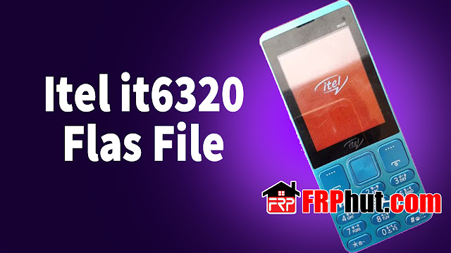 Itel-it6320-Flash-File-without-password