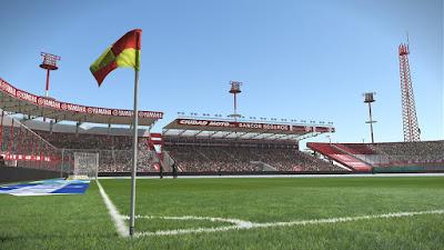 Update, PES 2019 Stadium Néstor Díaz Pérez by The_Pelado