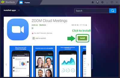 zoom meeting app for pc