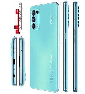 أوبو رينو Oppo Reno 5 K الإصدارات: PEGM10 مواصفات و سعر موبايل أوبو رينو Oppo Reno 5 K - هاتف/جوال/تليفون أوبو Oppo Reno 5 K