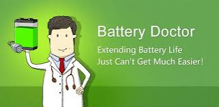 Battery Doctor is a free battery saving software that is so hot on 9apps