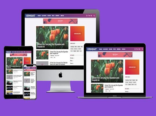 berminat-responsive-blogger-template