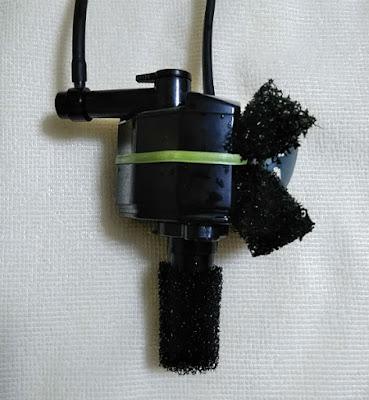 静音化対策した水中ポンプ