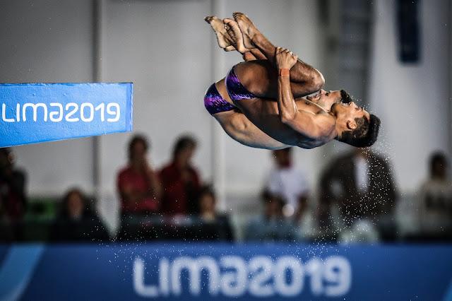Saltos ornamentais- Foto: Abelardo Mendes Jr/ rededoesporte