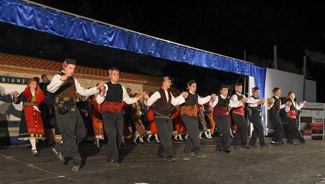 13η ετήσια μουσικοχορευτική του παράσταση από το Τμήμα Κουτσοποδίου του Λυκείου Ελληνίδων Άργους