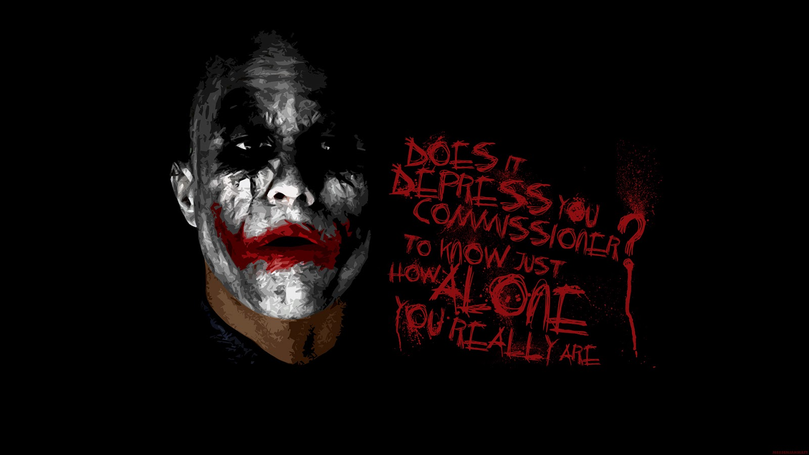 Hdmou Top 20 The Joker Wallpapers In Hd