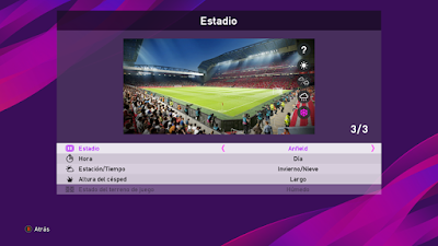PES 2020 Stadium Anfield by Jostike Games