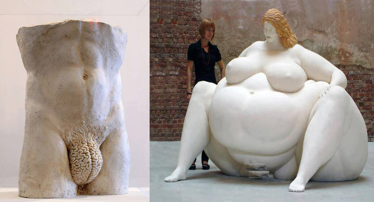 30 Of The World's Most Incredible Sculptures That Took Our Breath Away