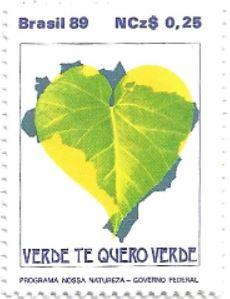 Selo Programa Nossa Natureza