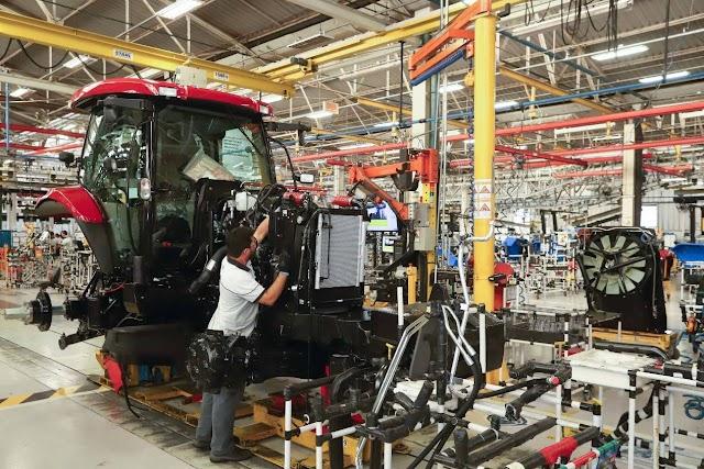 Produção industrial do Paraná tem melhor primeiro semestre em nove anos