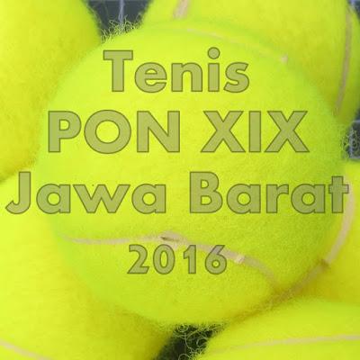 Tenis PON XIX: Ganda Putri Jawa Timur Sabet Medali Emas