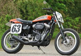 sportster 1200 S xr 750 replica
