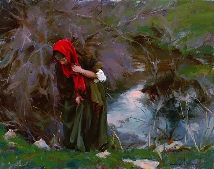 Michael Malm | American Figurative Painter | 1972
