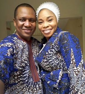 Untold Story How Tope Alabi Reconciles With Her First Husband