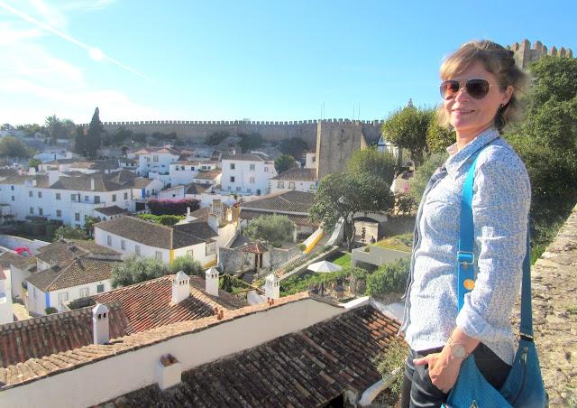Vila de Óbidos, Portugal Cidades o que visitar