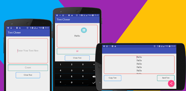 Text Cloner  2.2 for Android