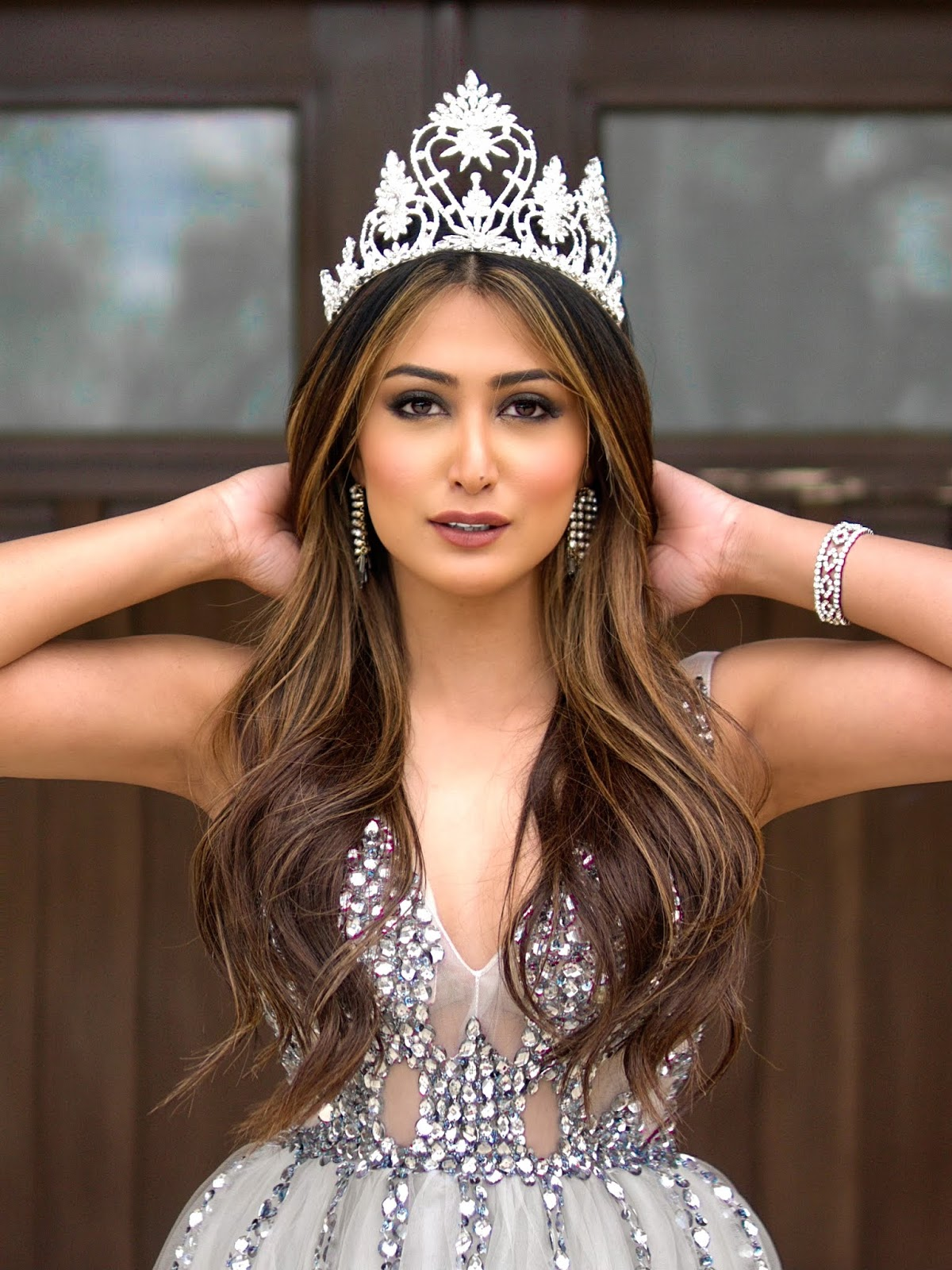 Mrs Pakistan Winner Name