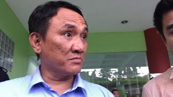 Andi Arief Ke Jokowi: Jangan Salahkan Kalau Rakyat Tagih Janji Menang Perang