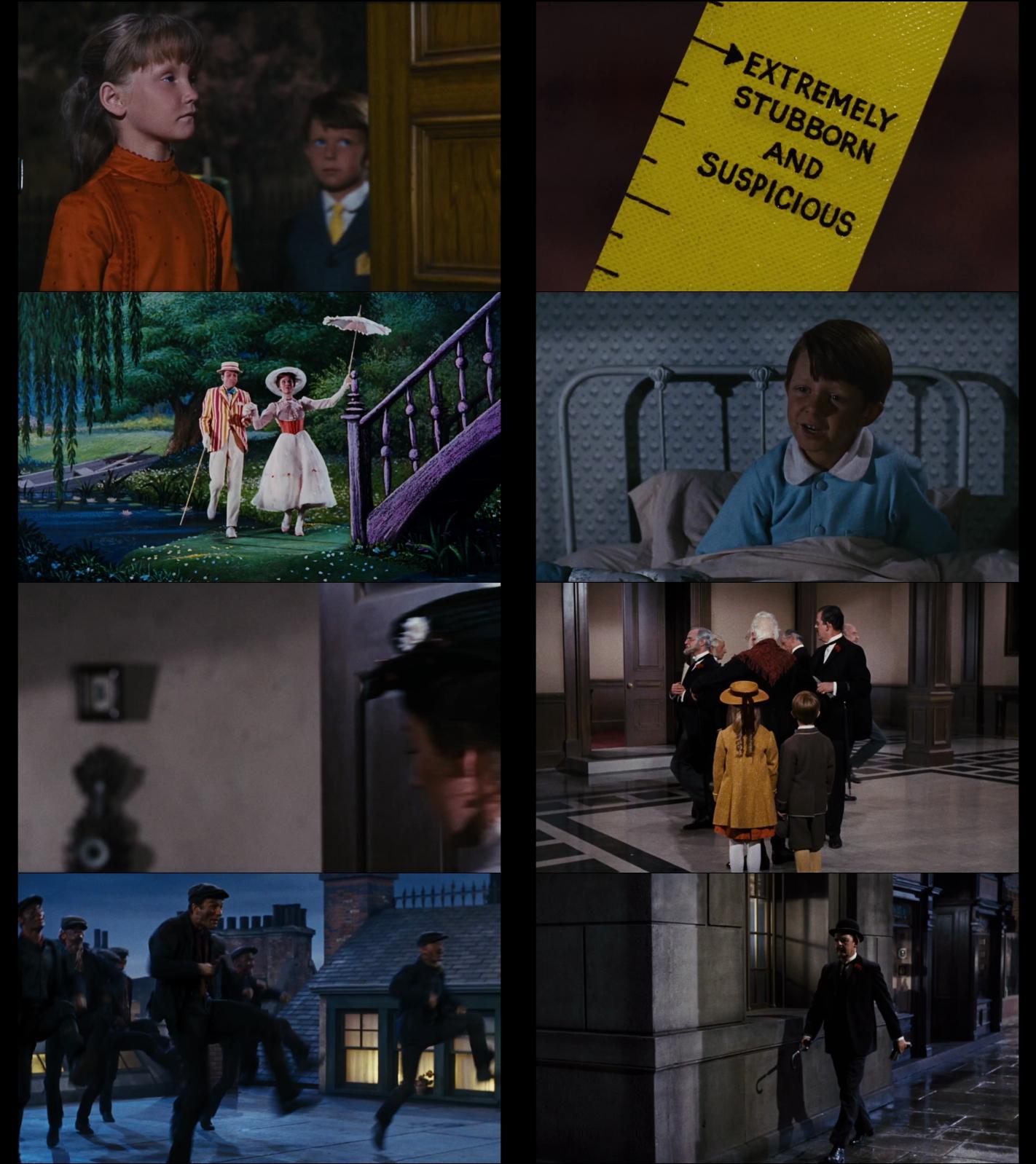 Mary Poppins P Latino Ingles Mega