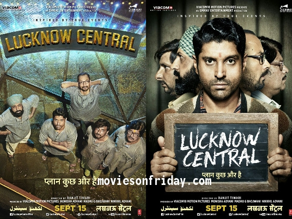 Lucknow Central Movie Trailer | Band or Freedom