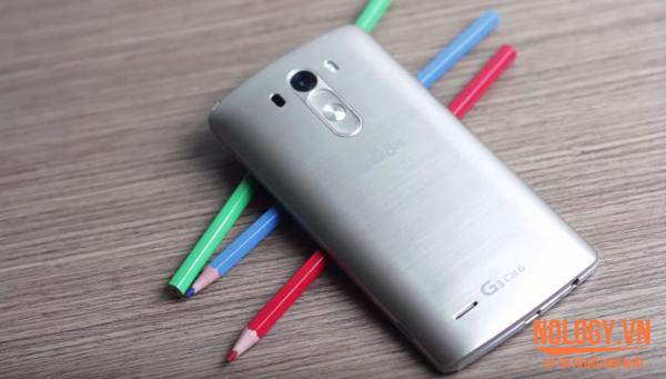 LG G3 CAT 6 - Chiếc điện thoại nâng cấp hoàn mỹ của LG F400.