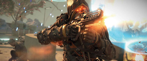 Killzone: Shadow Fall Multiplayer Team Deathmatch Gameplay