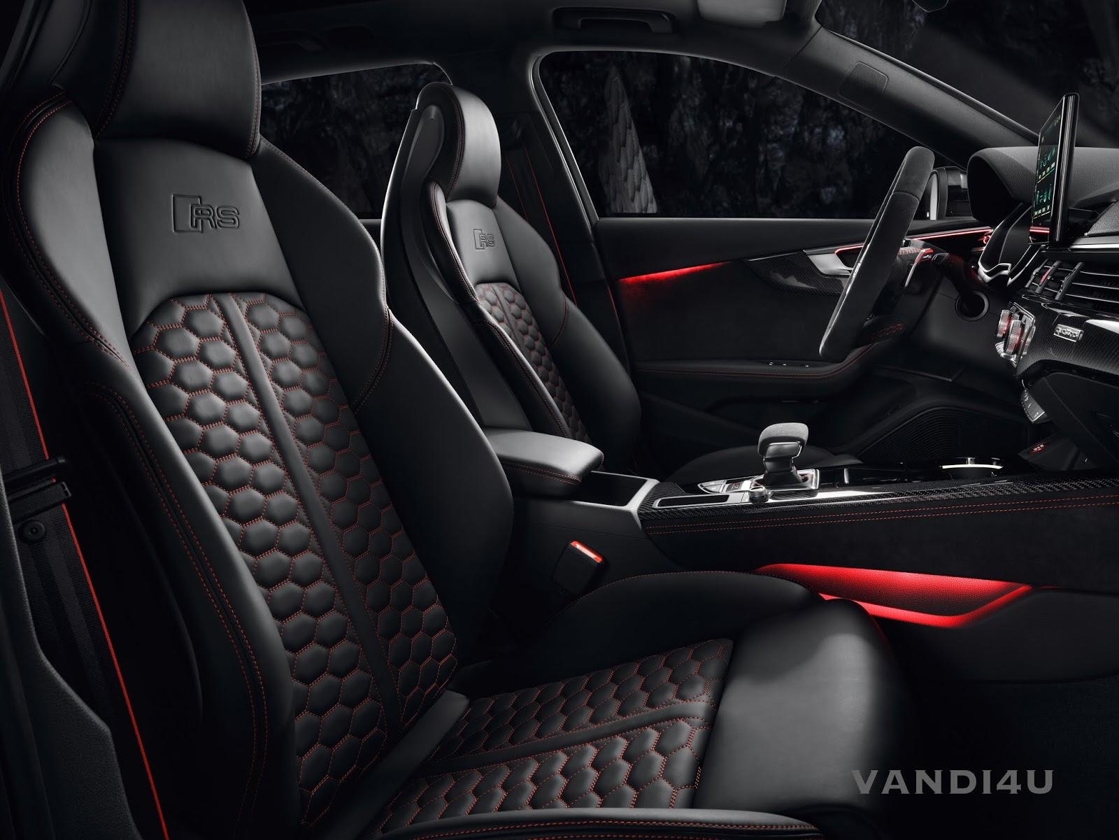 2020 Audi RS4 revealed: Top 5 things to know | VANDI4U