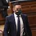 """Abascal acusa a Pablo Iglesias de tener un """"discurso guerracivilista"""" y de """"odio"""" desde la tribuna del Congreso"""