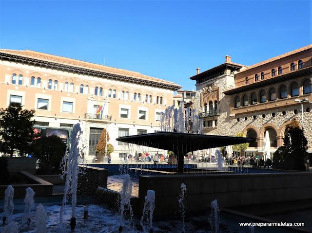 qué ver en el casco histórico de Teruel