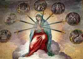 LM Đồng Trung: Đức Mẹ là Đấng Đồng Công Cứu Chuộc và là Đấng Trung Gian Ban Phát Ơn Thánh cho ta