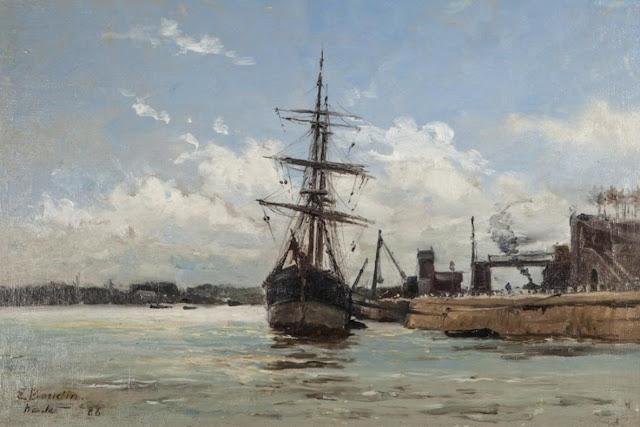 El puerto siglo XIX