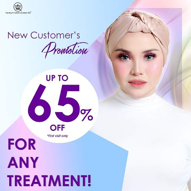 Majlis Hi-Tea Bersama Media Di The Beauty Expert Academy Spa Cheras, spa terbaik di cheras, Aesthetic Spa terbaik di Kuala Lumpur, sulam bedak,