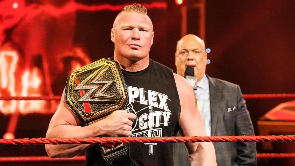 Kurt Angle diz que gostaria de ter lutado contra Brock Lesnar no UFC