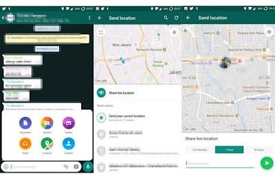 Cara Menggunakan Fitur Pelacak Teman di WhatsApp