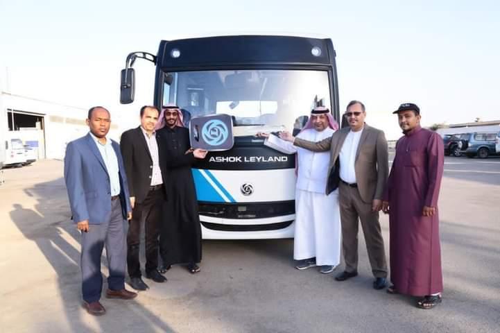 السعودية تشهد الإطلاق الافتراضي لآليات النقل الذكية