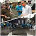Sembari Bersosialisasi akan Bahaya Covid 19, DPD KNPI Sungai Penuh Bagikan Masker ke Pengunjung dan Pedagang