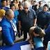 Ribuan Militan Kawal Imba Mendaftar di PAN dan Nasdem