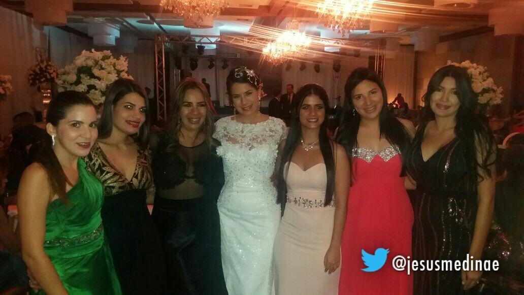 96960cbec7 La lujosa boda de Mata Figueroa - Chismeven Noticias