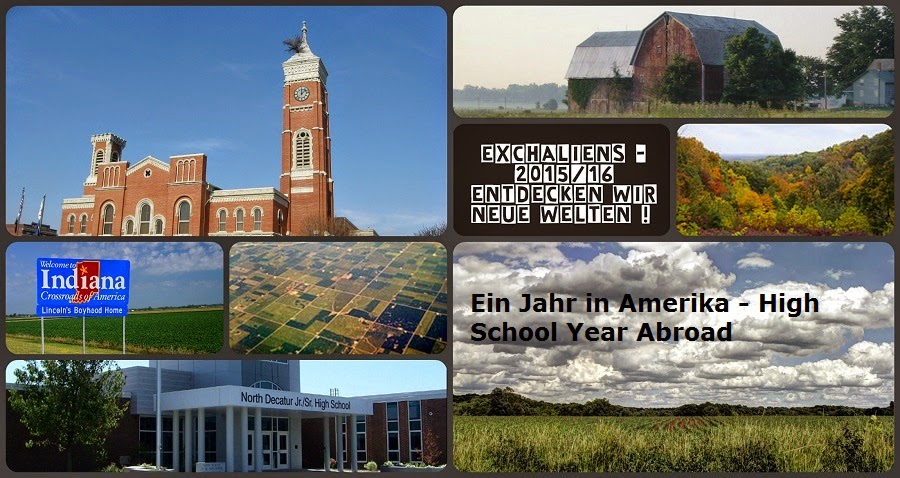 Ein Jahr in den USA - High School Year Abroad