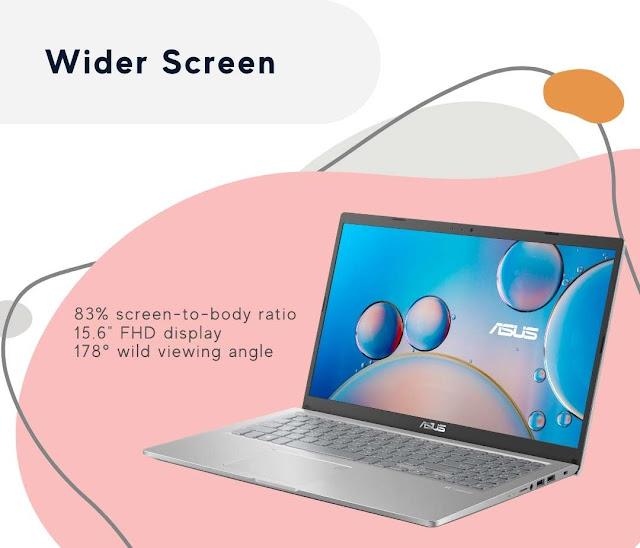 ASUS Wider Screen