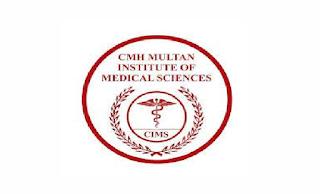 www.cims.pk - CIMS Dental College Multan Jobs 2021 in Pakistan