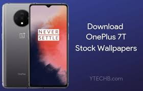 Download OnePlus 7t series wallpapers