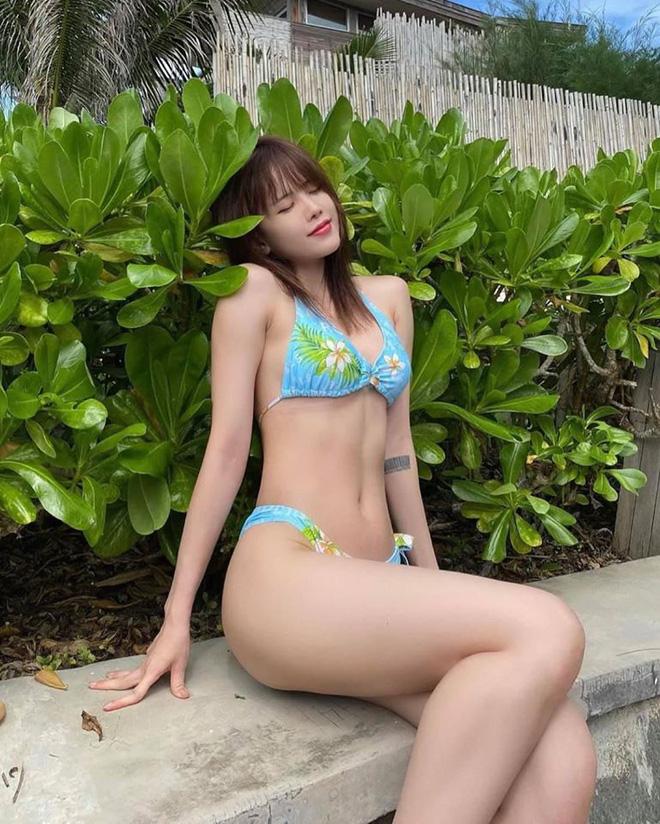 Người yêu tin đồn của Sơn Tùng M-TP khoe vóc dáng nuột nà ở tuổi 26