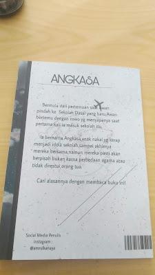 Cetak Buku Novel Custom