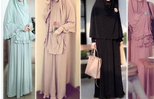Hati-Hati, Begini Cara Iblis Menjerat Wanita Dengan Pakaian Muslimahnya!