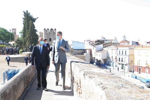 España y Portugal reabren su frontera terrestre