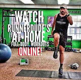 RunnerDude Full-Body Workouts Available Online!