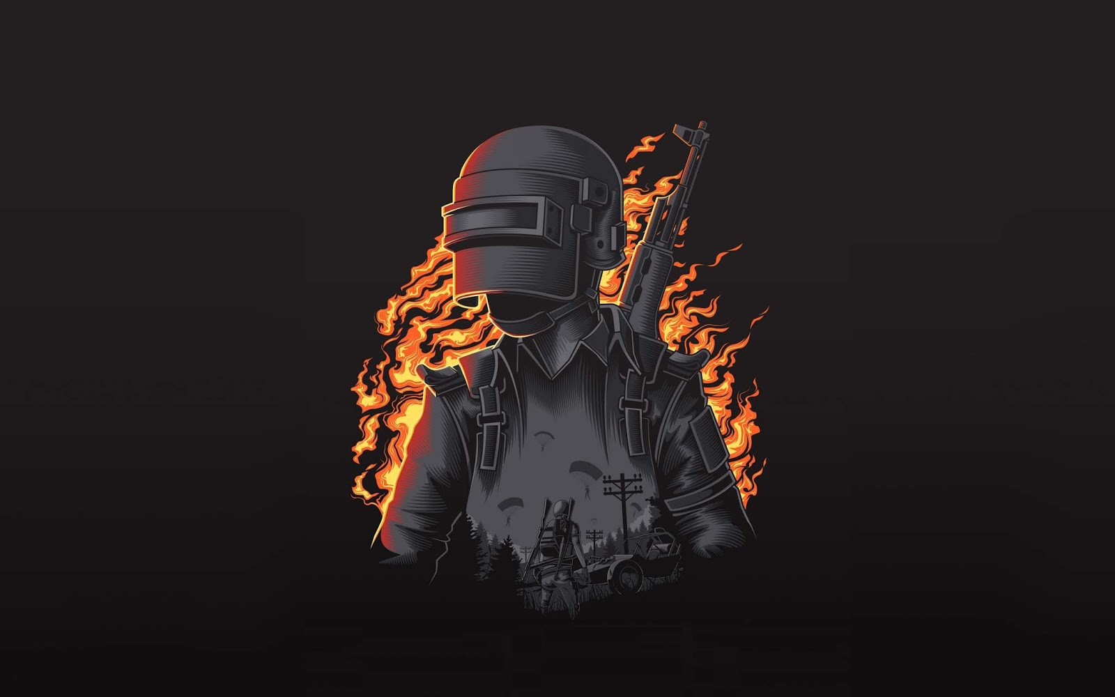 Pubg Wallpaper Themes: PUBG 4K ULTRA HD WALLPAPERS FOR PC AND MOBILE